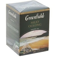 Чай зеленый Greenfield, Milky Oolong, 20 пакетиков*1,8 г. Интернет-магазин Vseinet.ru Пенза