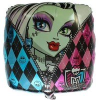 "Шар фольга 18"" Monster High S60 Куб АГ. Интернет-магазин Vseinet.ru Пенза"