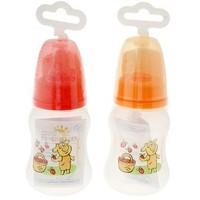 Бутылочка  для кормления полипропиленовая эргономичной формы с силиконовой соской, 125мл, 0+   14. Интернет-магазин Vseinet.ru Пенза