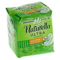 Прокладки Naturella Ultra Camomile Normal, 20 шт. Интернет-магазин Vseinet.ru Пенза