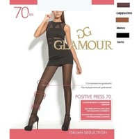 Колготки женские GLAMOUR Positive Press 70 (cappuccino, 5). Интернет-магазин Vseinet.ru Пенза