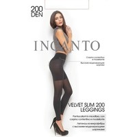Леггинсы INCANTO Velvet Slim 200 Leggings (nero, 4). Интернет-магазин Vseinet.ru Пенза