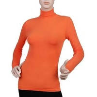 Водолазка женская ARTG DOLCEVITA MANICA LUNGA (orange, L/XL). Интернет-магазин Vseinet.ru Пенза