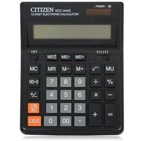 Калькулятор Citizen SDC-444S 119x153x33 мм,. Интернет-магазин Vseinet.ru Пенза
