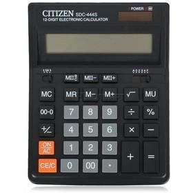 Калькулятор Citizen SDC-444S. Интернет-магазин Vseinet.ru Пенза