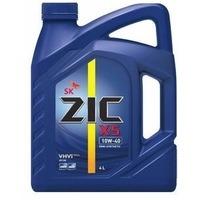 Моторное масло ZIC X5 10W-40, 4л. Интернет-магазин Vseinet.ru Пенза