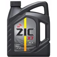 Моторное масло ZIC X7 5W-30, LS синт 4л. Интернет-магазин Vseinet.ru Пенза