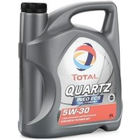 Моторное масло Total Quartz INEO ECS 5W-30, 4 л. Интернет-магазин Vseinet.ru Пенза