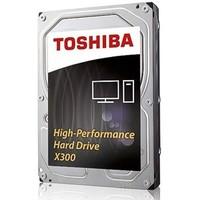 Жесткий диск Toshiba SATA-III 4Tb HDWE140EZSTA X300 (7200rpm) 128Mb. Интернет-магазин Vseinet.ru Пенза