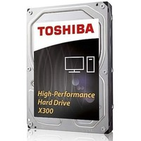 Жесткий диск HDD  Toshiba X300 HDWE140EZSTA, 4000Гб, SATA 6Gb/s, 7200 об/мин, 128 Мб. Интернет-магазин Vseinet.ru Пенза