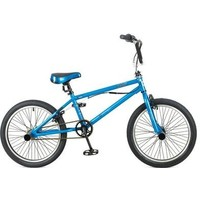 "Велосипед 20"" Stinger BMX JOKER, цвет: синий. Интернет-магазин Vseinet.ru Пенза"