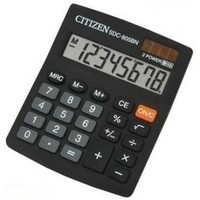 Калькулятор Citizen SDC-805BN настольный. Интернет-магазин Vseinet.ru Пенза