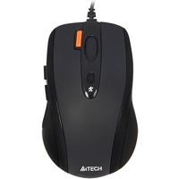 Мышь A4Tech N-70FX V-Track проводная, USB, черная. Интернет-магазин Vseinet.ru Пенза