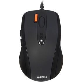 Мышь A4Tech N-70FX V-Track проводная, USB,