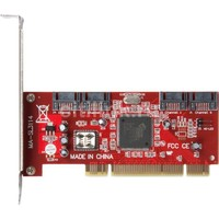 NONAME Контроллер * PCI SATA 4-port +RAID bulk. Интернет-магазин Vseinet.ru Пенза