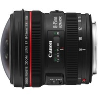 Объектив Canon EF 8-15mm f/4L Fisheye USM. Интернет-магазин Vseinet.ru Пенза