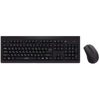Комплект клавиатура+мышь Oklick 210M Black Cordless. Интернет-магазин Vseinet.ru Пенза