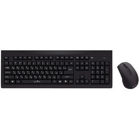 Комплект клавиатура+мышь Oklick 210M Black Cordless