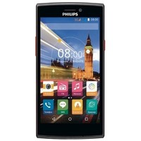 Смартфон Philips S337 black red. Интернет-магазин Vseinet.ru Пенза