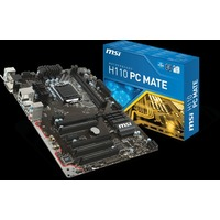 MSI H110 PC MATE. Интернет-магазин Vseinet.ru Пенза