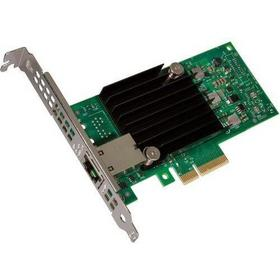 Фото Сетевая карта Intel X550T1BLK 1xRG45, 10Gb/s, PCI-E 3.0x8, Low Profile (X550T1BLK 940125). Интернет-магазин Vseinet.ru Пенза