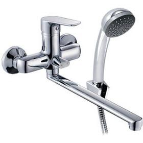 См. KONNER NORD для ванны с длинным изливом .и аксессуарами NRD 1600
