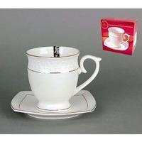 Пара чайная высокая 340мл ф.круг. СS554409-A снежная королева /з. Интернет-магазин Vseinet.ru Пенза