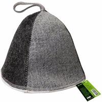 "Шапка Комби серая ""Нot Pot"", войлок 870% 41160. Интернет-магазин Vseinet.ru Пенза"