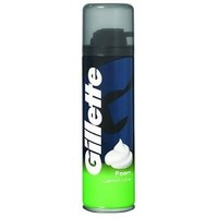 Пена для бритья Gillette Lemon Lime, 200 мл. Интернет-магазин Vseinet.ru Пенза