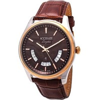 "Часы ""ACCURATE"" AMQ1906RGTL  brown. Интернет-магазин Vseinet.ru Пенза"