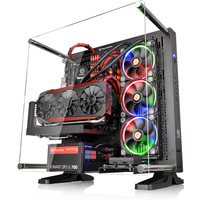 Корпус Thermaltake Core P3 CA-1G4-00M1WN-00 черный без БП mATX 2xUSB2.0 2xUSB3.0 audio bott PSU. Интернет-магазин Vseinet.ru Пенза