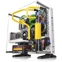 Корпус Thermaltake Core P3 CA-1G4-00M6WN-00 белый без БП mATX 2xUSB2.0 2xUSB3.0 audio bott PSU. Интернет-магазин Vseinet.ru Пенза