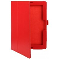 Чехол Lenovo Idea Tab A10-70 A7600 10 IT Baggage иск. кожа Red ITLNA7602-3. Интернет-магазин Vseinet.ru Пенза