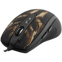 Мышь A4Tech XL-750BH проводная, USB, черный с рисунком. Интернет-магазин Vseinet.ru Пенза