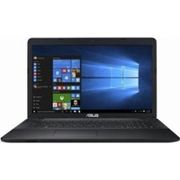 "Ноутбук ASUS X751SJ-TY017T, 17.3"", Intel Pentium N3700, 1.6ГГц, 4Гб, 500Гб, nVidia GeForce 920M - 1024 Мб, DVD-RW, Windows 10, черный [90nb07s1-m00860]. Интернет-магазин Vseinet.ru Пенза"
