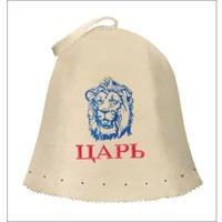 """Шапка Царь """"Банные штучки"""", войлок 100% / 20 41032. Интернет-магазин Vseinet.ru Пенза"""