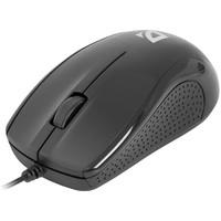 Мышь проводная Defender Optimum MB-160, USB, черный. Интернет-магазин Vseinet.ru Пенза