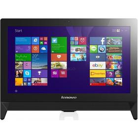 "Моноблок Lenovo C20-00 19.5"" HD+ P J3710 (1.6)/4Gb/500Gb 5.4k/GT920A 1Gb/DVDRW/Windows 10/Eth/WiFi/клавиатура/мышь/Cam/белый 1600x900"