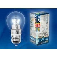 Лампа UNIEL LED-G45P-5W/NW/E27/CL 4500K. Интернет-магазин Vseinet.ru Пенза
