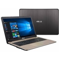 "Ноутбук ASUS X540SA-XX018T, 15.6"", Intel Pentium N3700, 1.6ГГц, 4Гб, 500Гб, Intel HD Graphics , DVD-RW, Windows 10, черный [90nb0b31-m10870]. Интернет-магазин Vseinet.ru Пенза"