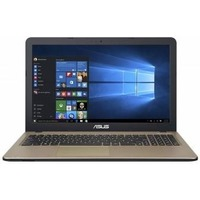 "Ноутбук ASUS X540SA-XX032T, 15.6"", Intel Pentium N3700, 1.6ГГц, 2Гб, 500Гб, Intel HD Graphics , Windows 10, черный [90nb0b31-m00800]. Интернет-магазин Vseinet.ru Пенза"