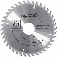 Пильный диск по дереву, 150х22мм, 40 зубьев // SPARTA (732405). Интернет-магазин Vseinet.ru Пенза