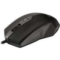 Мышь Ritmix ROM-202 проводная, USB, черный. Интернет-магазин Vseinet.ru Пенза