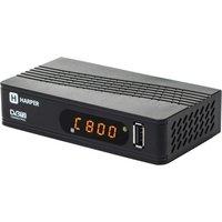 ТВ приставка DVB-T2 Harper HDT2-1514 (DVB-T2) (эфирное цифровое ТВ). Интернет-магазин Vseinet.ru Пенза