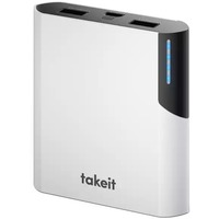 Takeit Rock 10400 mAh TKTBROCK10400WHI White. Интернет-магазин Vseinet.ru Пенза