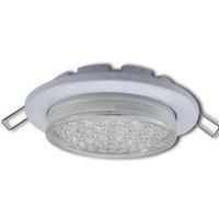 Светильник ECOLA TW5325ECB GX53-H6 металл. плоский белый 101x16 мм. Интернет-магазин Vseinet.ru Пенза