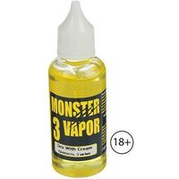 Жидкость Monster Vapor, 50 мл, Sex With Cream, 3 мг/мл. Интернет-магазин Vseinet.ru Пенза