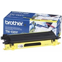 Картридж TN-135Y Brother (4000 стр.) HL-4040CN/4050CDN, DCP-9040CN, MFC-9440CN (Yellow). Интернет-магазин Vseinet.ru Пенза
