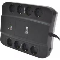 Источник бесперебойного питания Powercom Spider SPD-650N 390Вт 650ВА черный. Интернет-магазин Vseinet.ru Пенза
