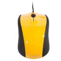 Мышь SmartTrack STM-325-Y проводная, USB, желтая с черным. Интернет-магазин Vseinet.ru Пенза
